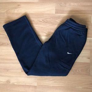 Nike Navy Blue Sweatpants